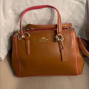 Coach Handbag with Should Strap